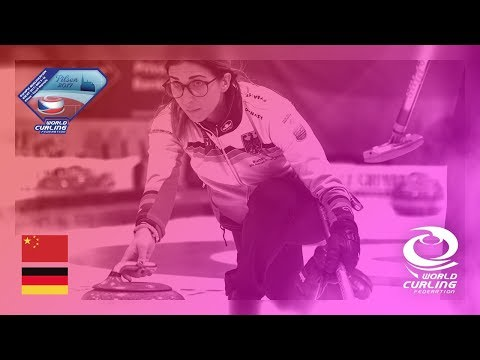 China v Germany - Women - Olympic Qualification Event 2017