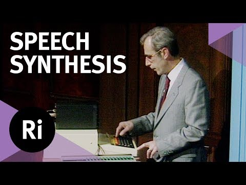 Making Machines Speak - with David Pye