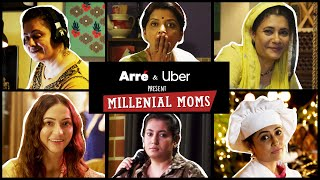 Types Of Millennial Moms ft. Hira Ashar, Manasi Rachh & Sumaira Shaikh