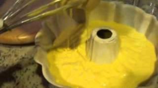How To Make A Real Cajun Rum Cake