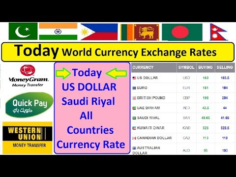 2 - 04 - 2020 L Today Currency Rate L Saudi Riyal Rate Today L Dollar To Pkr L India L Philippines