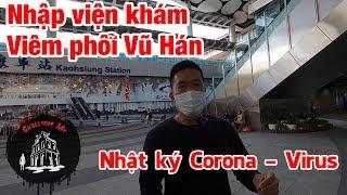 Toang Rồi - Hoàng Nam phải đi xét nghiệm Corona - viêm phổi Vũ Hán