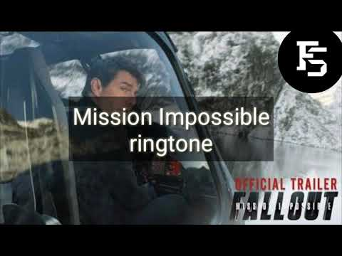 Mission Impossible Ringtone For Mobile