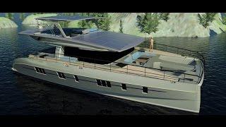 Solarwave 62 zero emission luxury yacht nears completion