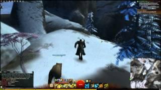 Guild Wars 2: Icebound Plunge Vista Commentary