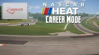 Nascar Heat 2 Career : Trucks @ Mosport