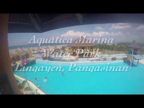 Aquatica Marina Waterpark (Lingayen, Pangasinan)
