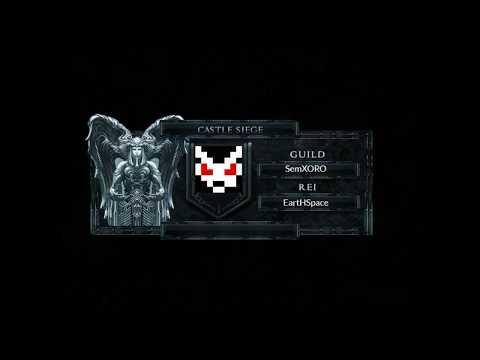 Família SemXORO VS Guild BuchadA - Castle Siege Mu Reconnect-X (O Retorno)