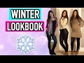 Winter Lookbook - Sexy Lookbook for Cold Weather- How to Wear Sexy Leather Leggings in Winter- Dance