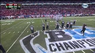 12/7/2013 - Michigan State 34  Ohio State 24