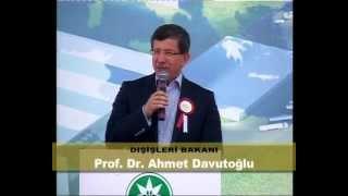 Recep Konuk ve Konya Şeker'in Başarılarını Dişişleri Bakanı Ahmet Davutoğlu'ndan Dinliyoruz