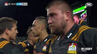 2018 Super Rugby Round Five: Chiefs v Bulls