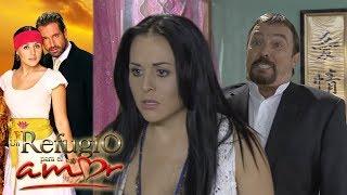 Un refugio para el amor - Capítulo 57 | ¡Lastra encuentra a Luciana! | Tlnovelas