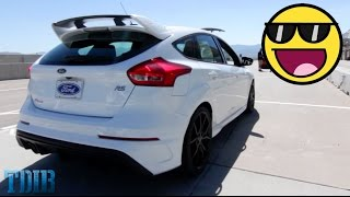 Focus RS Track Reactions!
