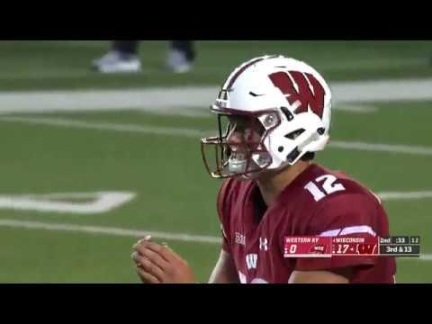 Video Highlights: Wisconsin 34, Western Kentucky 3