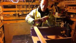 How To Make A Wing Chun Wooden Dummy, Part 1