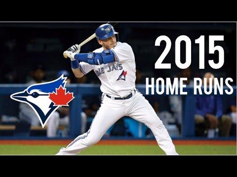 Toronto Blue Jays | 2015 Home Runs (232)