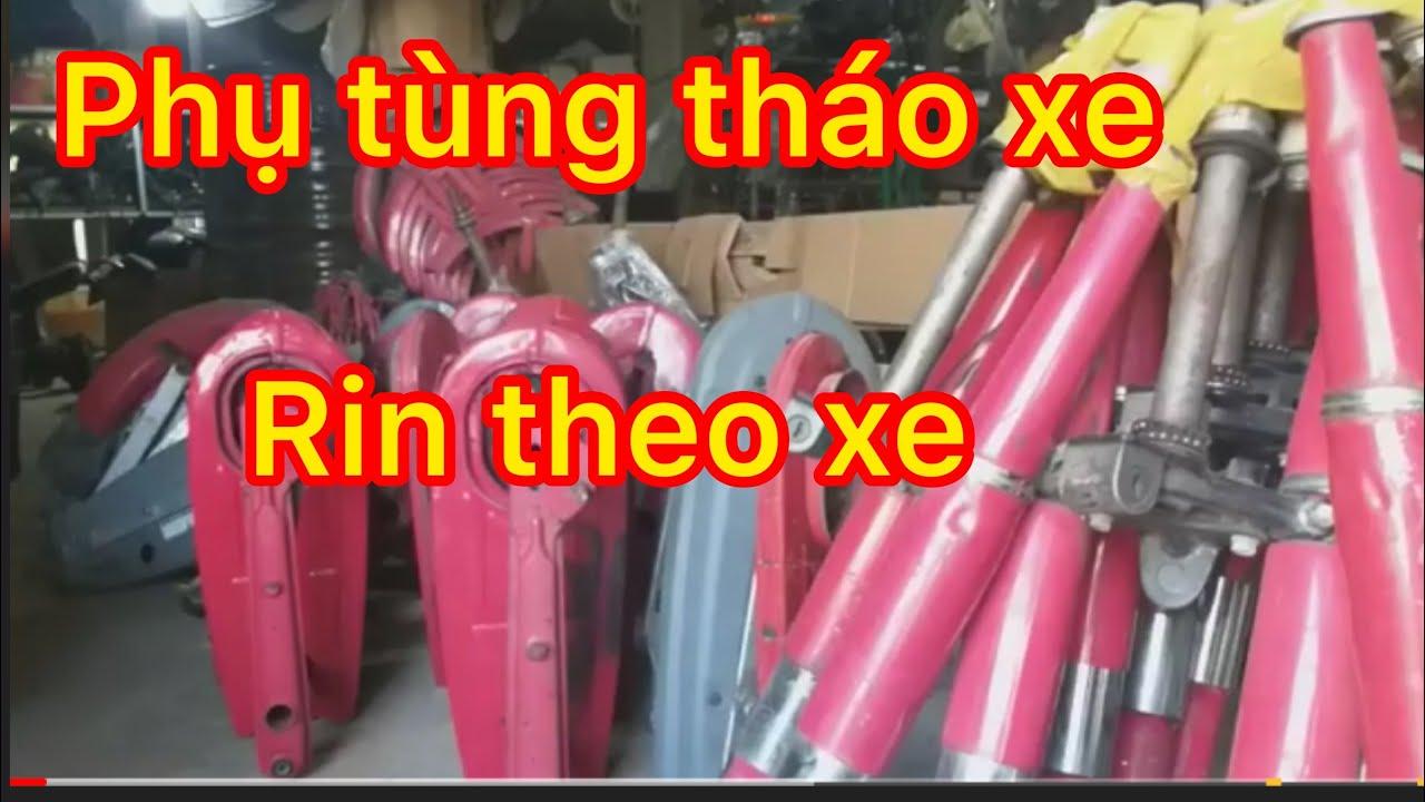 Gò Tà Mâu # có bán rất nhiều phụ  tùng  xe máy rất nhiều