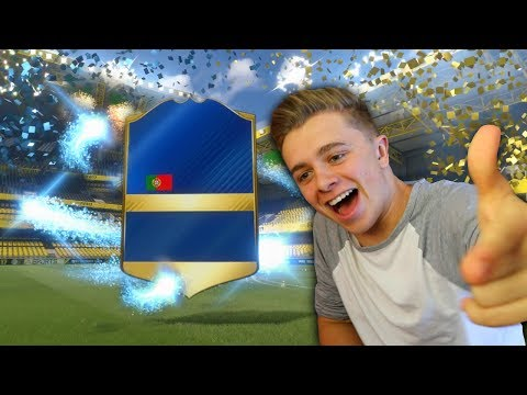 THE MOST TOTS YOU'VE EVER SEEN IN 1 PACK? - FIFA 17