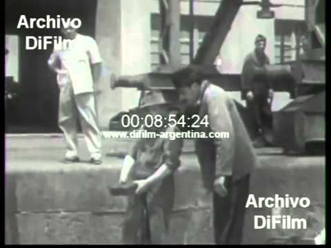 DiFilm - Port of Buenos Aires - documentary 1953
