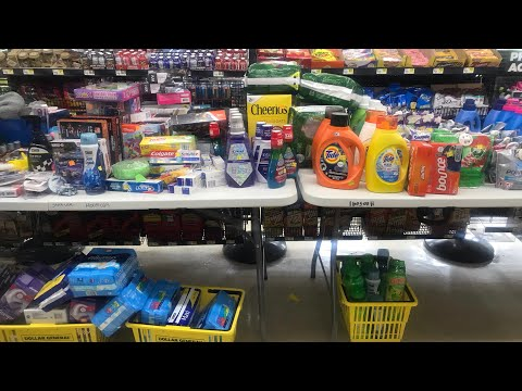 Just a taste of the upcoming Clearance Event coming to Dollar General.