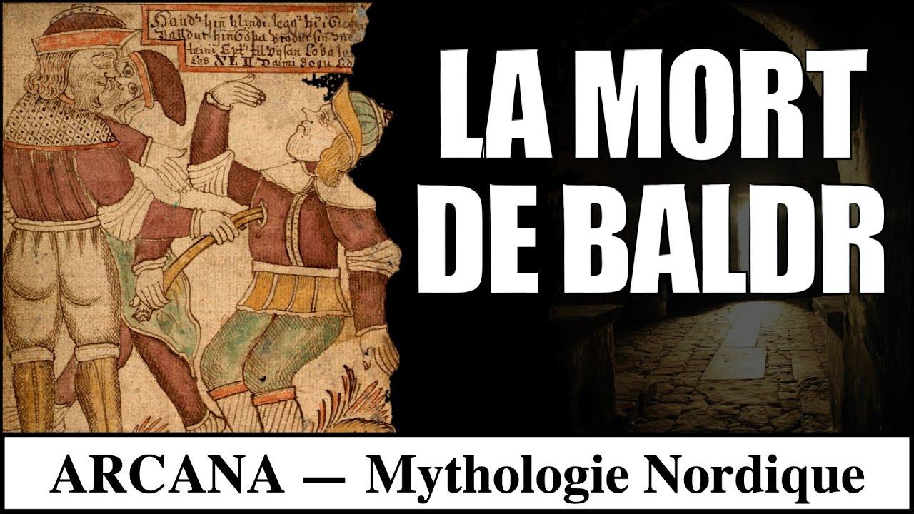 La mort de baldr mythologie nordique 3 4 youtube - Dieu nordique 4 lettres ...