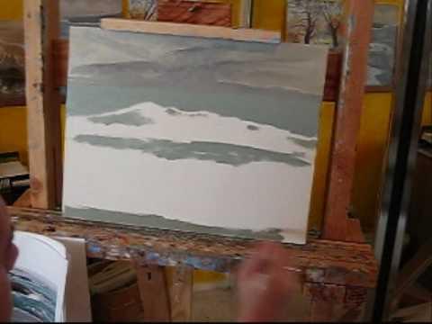 Paint the Sunset at Salt Creek Beach 2