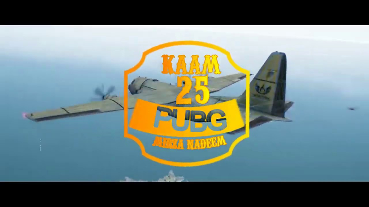 Download PUBG ANTHEM SONG -- KAAM-25