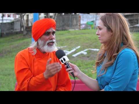 YOGA e MEDITAÇÃO: Monge Acharya Ranendrananda - Ananda Marga