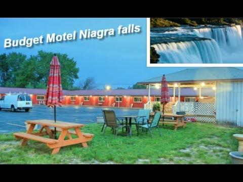 Budget Host Inn Niagara Falls Cheap Motel Near Falls Family Fun!