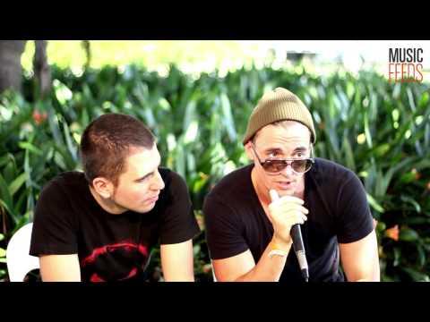 Interview: Dimitri Vegas & Like Mike - Future Music Festival 2013