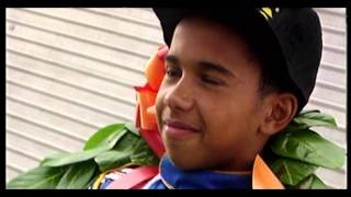 Lewis Hamilton before he was famous on Blue Peter - CBBC
