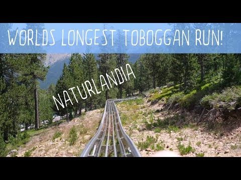 The Worlds Longest Toboggan Run, Visiting Andorra