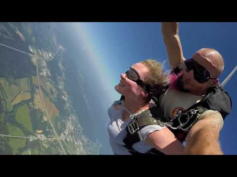 Tandem Skydive | Victoria from St Johns, Mi