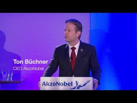 Ton Büchner presents investor update (2:42 minute summary)