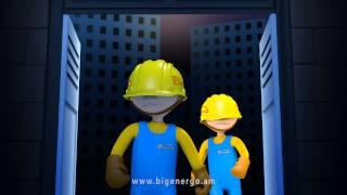 """BigEnergo"" 3D Commercial Full HD"