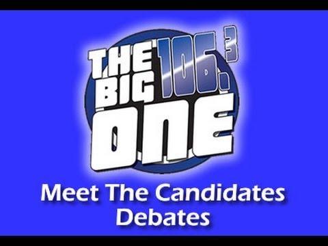Bell County Clerk Meet The Candidates Debate Part 1