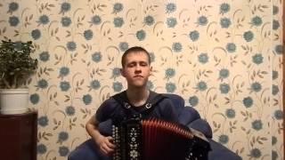 Изгиб гитары желтой (гармонь)