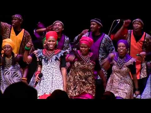 Soweto Gospel Choir - Un spectacle unique