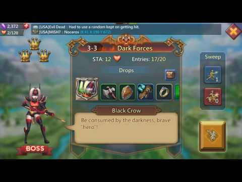 How To Find Hero Medals And Unlock How To Unlock The New Hero Using Heart Power Sta In Lords Mobile