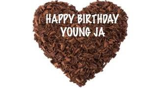 YoungJa   Chocolate - Happy Birthday