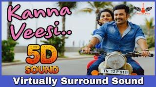 Download Lagu Kanna Veesi | 8D Audio Song | Kadhal Indru Kanden | Tamil Album 8D Songs mp3