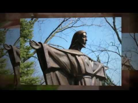 Abide in Me: A Retreat at St  Paul of the Cross, Detroit