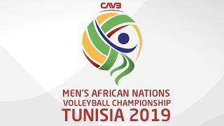 Tunisie VS Tchad 2019 Men's African nations Championship