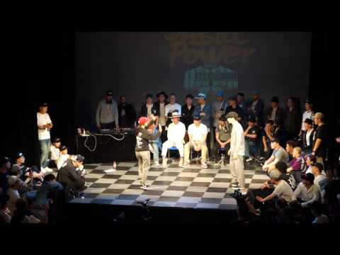 semi final yu jin vs boogie boogie Asia Power vol.1