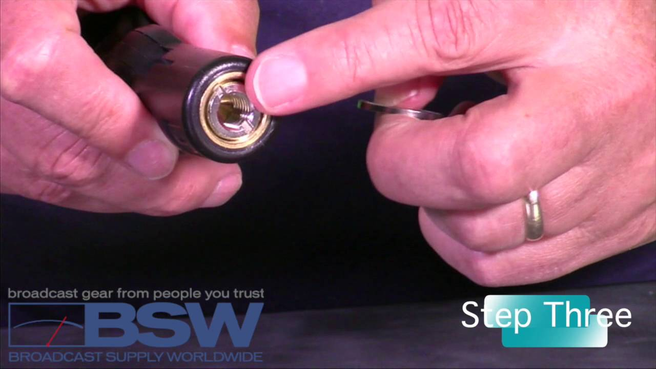 BSW Presents: Removing the Euro Thread Adapter