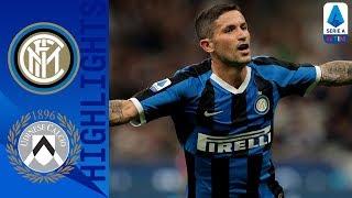 Inter 1-0 Udinese | Sensi trascina l'Inter in vetta! | Serie A