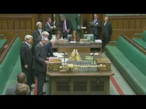 British MPs swearing (Oaf takes the Oath)