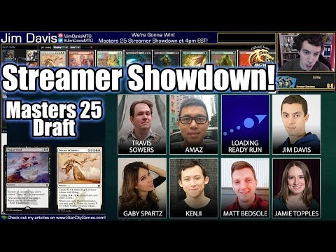 Masters 25 Streamer Showdown - Justice is Decreed... and Decreed Again!