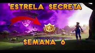 Fortnite Star Secret Week 6